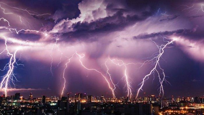 Info BMKG: Peringatan Dini Kamis 8 Oktober 2020, Waspada Cuaca Ekstrem di Sejumlah Wilayah