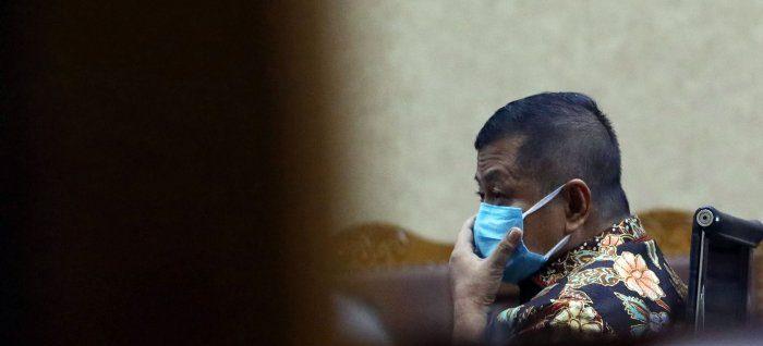 Saksi Dengar Percakapan antara Brigjen Prasetijo dengan Tommy Sumardi soal 'Dua Ikat'